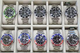 Vendo Tutti i modelli usati di Rolex